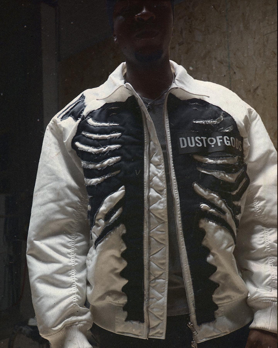 Space Dust Bomber Jacket