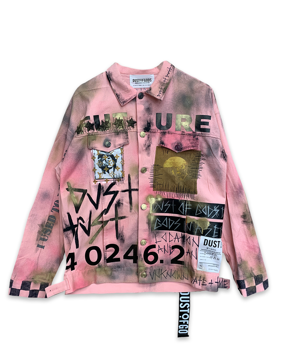 Future Thoughts Denim Jacket