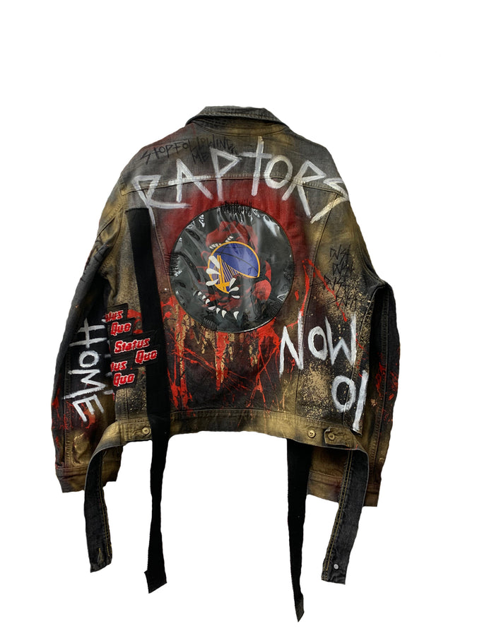 We The North Denim Jacket