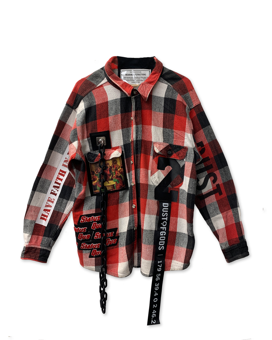 Biggie-Z V2 Plaid Shirt
