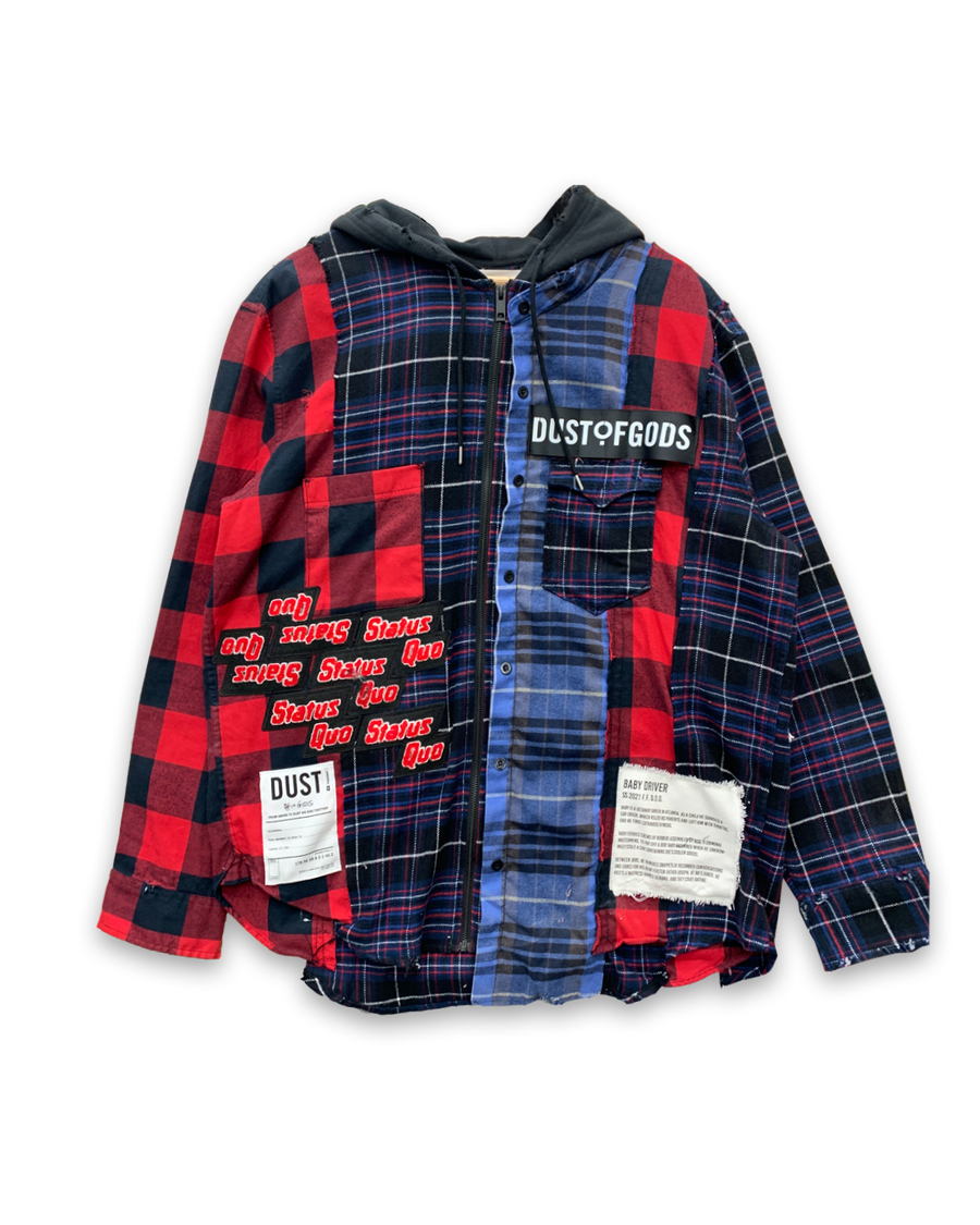 Baby Driver Hooded Shirt