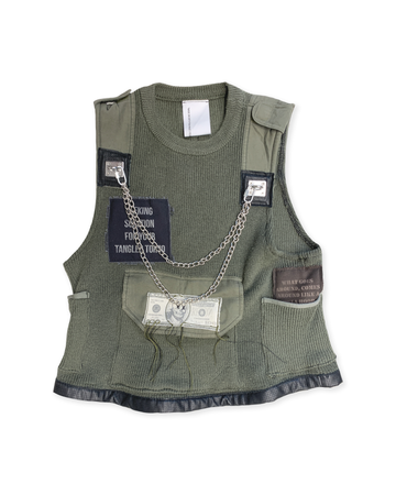 Dusted 101 Vest