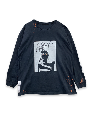 Slash Long Sleeve Tee