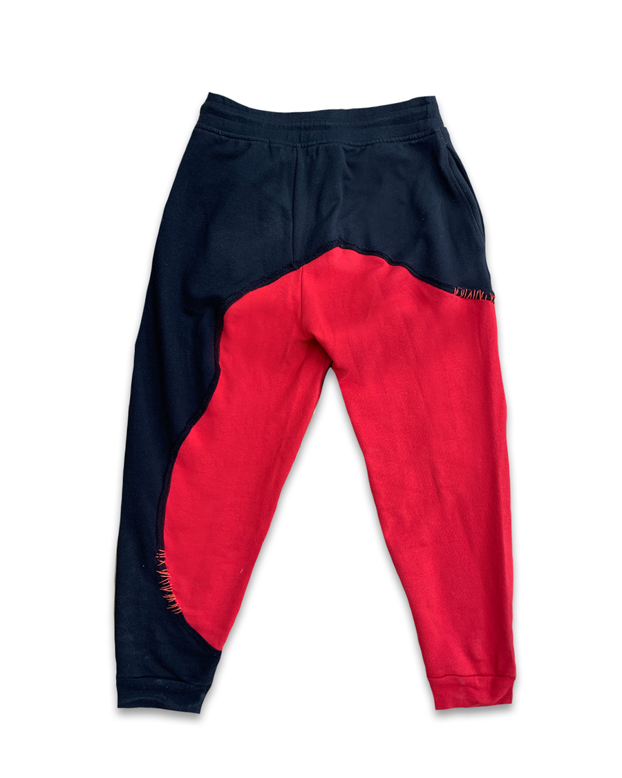 Unbreakable Black & Red Lounge Pants