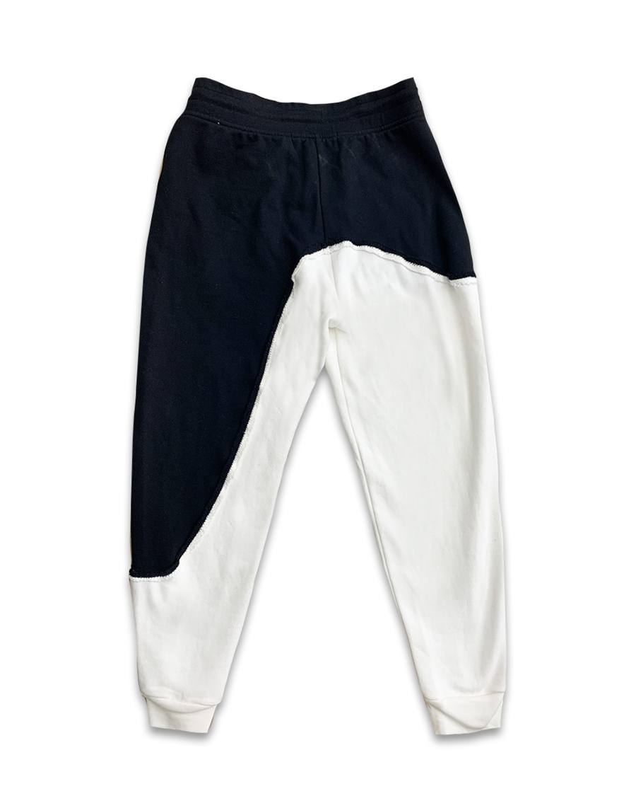 Unbreakable Black & White Lounge Pants