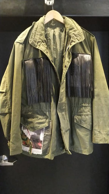 Cactus Military Coat