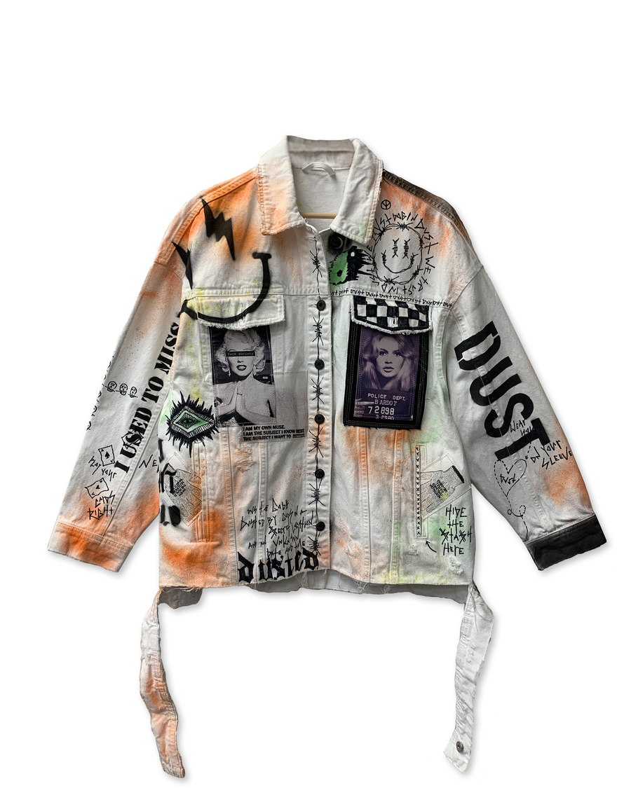 Bordeau's Denim Jacket