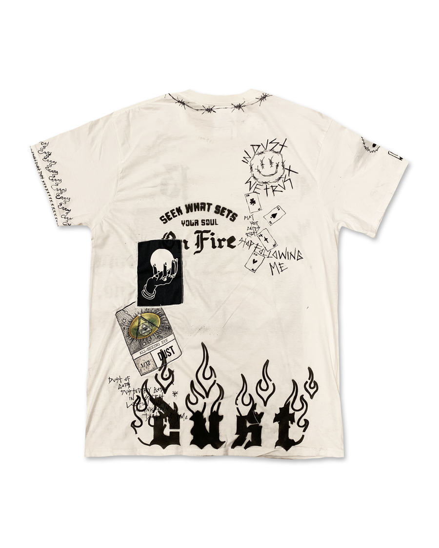 Zombies and Skeletons Tee