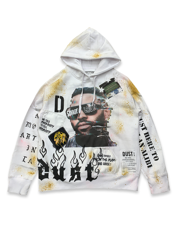 Derulo is Dusted Hoodie