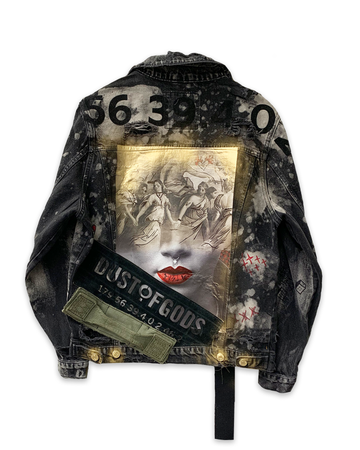 Dust Goddess Denim Jacket