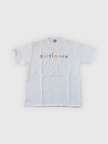 Playera Baltimore Vintage