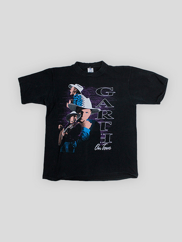 Playera Garth Brooks Vintage