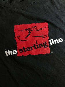 Playera The Starting Line Vintage