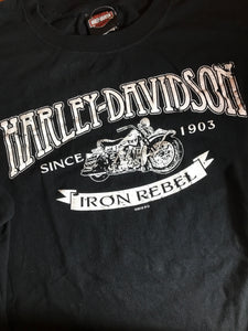 Playera Harley Davidson Mobile Bay