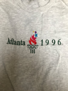 Playera Champion Atlanta Vintage