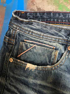 Jeans Cult of Individuality Selvedge