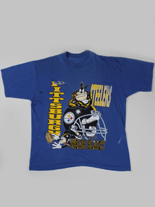 Playera Steelers Vintage
