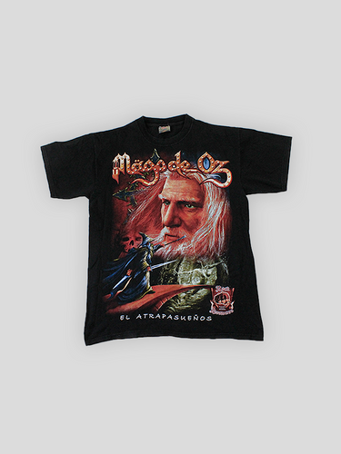 Playera Mago de Oz