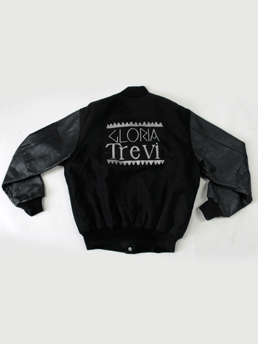 Gloria Trevi Staff Bomber Jacket