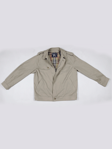 Chamarra Burberry Harrington Vintage