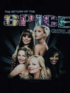 Playera Spice Girls Return