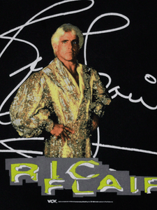 Playera Ric Flair Vintage