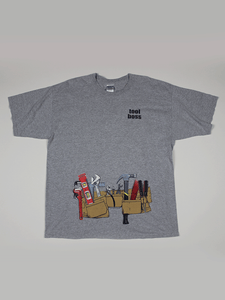 Playera Tool Boss