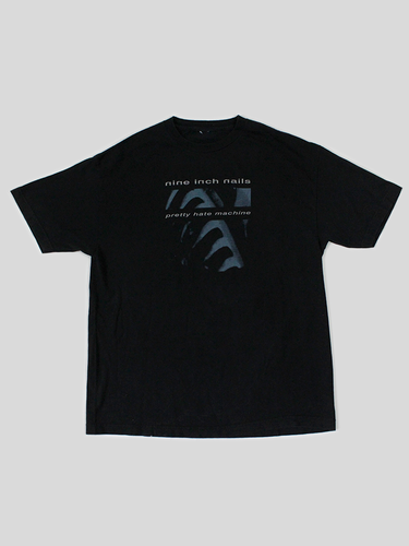 Playera Nine Inch Nails Pretty Hate Machine Vintage
