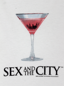 Playera Sex & The City Vintage