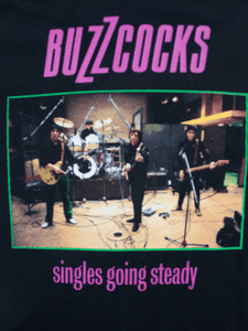 Playera Buzzcocks Vintage