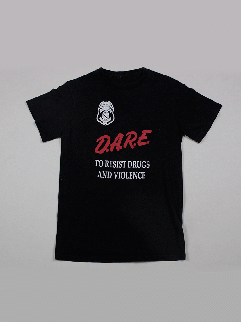 Playera Dare Police