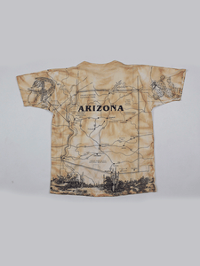 Playera Arizona Vintage
