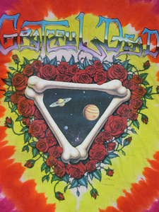 Playera Grateful Dead 1992 Vintage