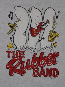 Playera Rubberband Vintage