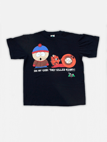 Playera South Park Vintage