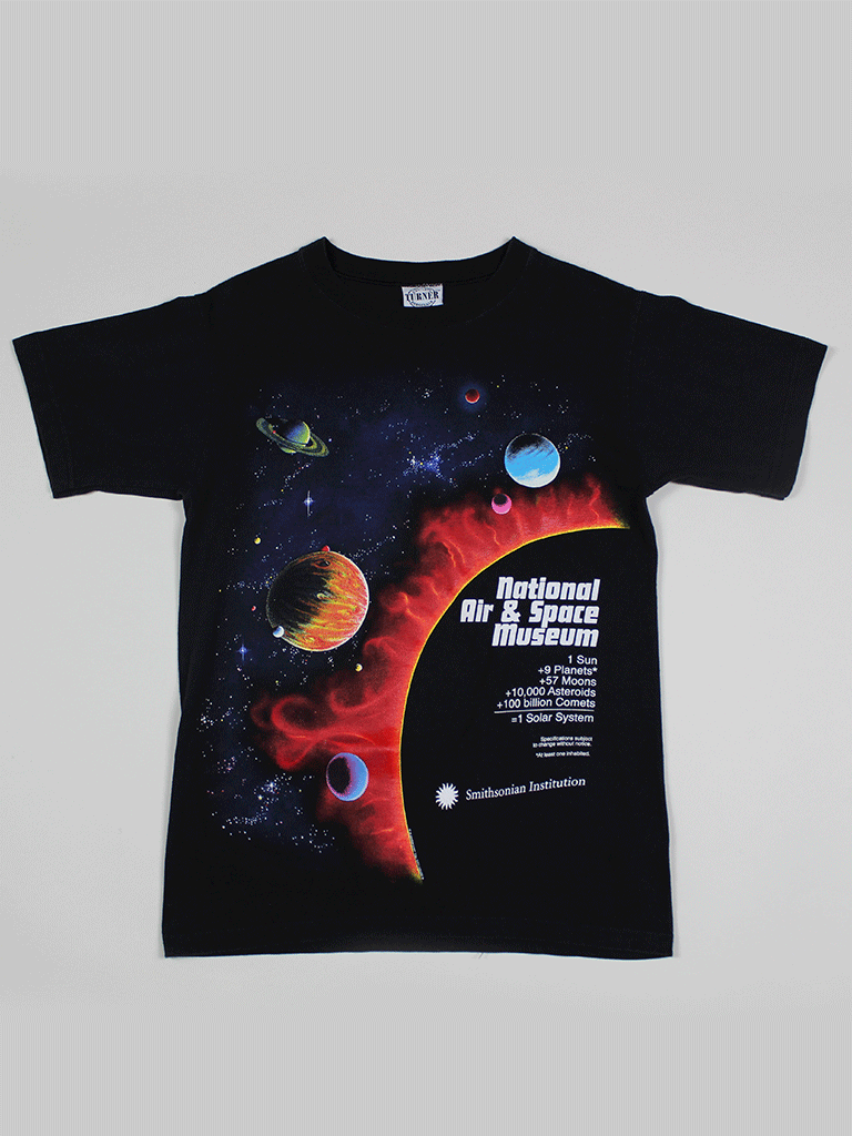 Playera Space Museum