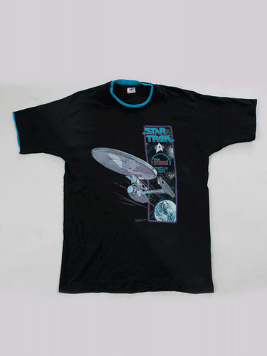 Playera Star Trek Vintage