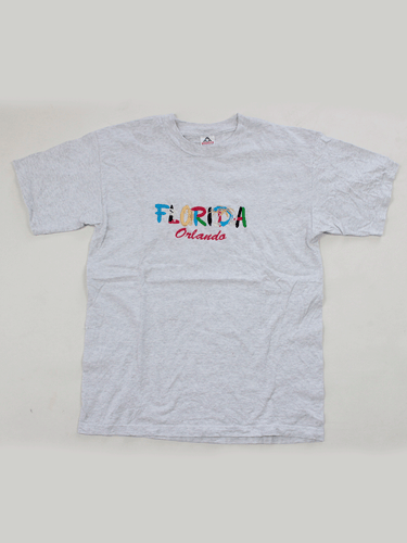 Playera Florida Vintage