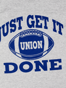 Playera Union Work Done Vintage