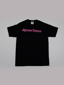 Playera Eighteen Visions Vintage