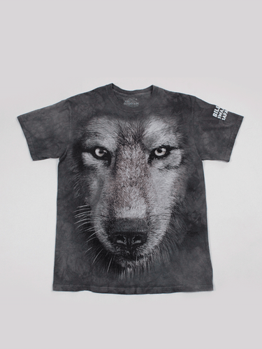 Playera Wolf Mountain