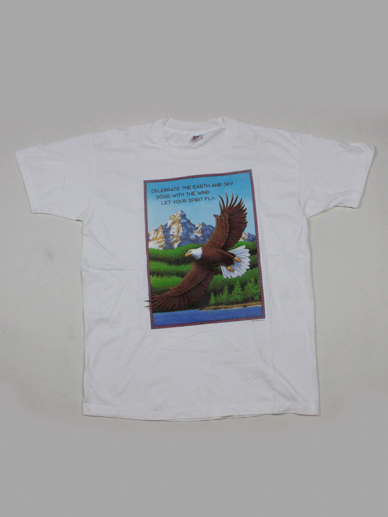 Playera Fly Spirit Vintage