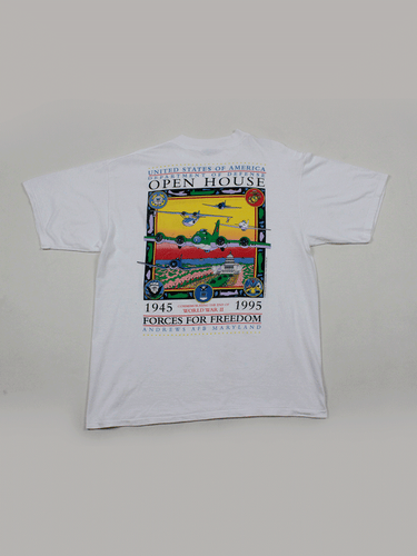 Playera Open House 98 Vintage