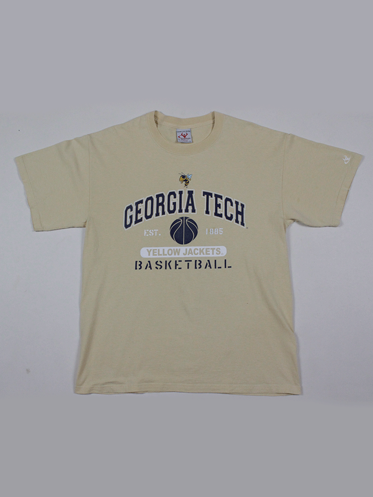 Playera Georgia Tech Vintage