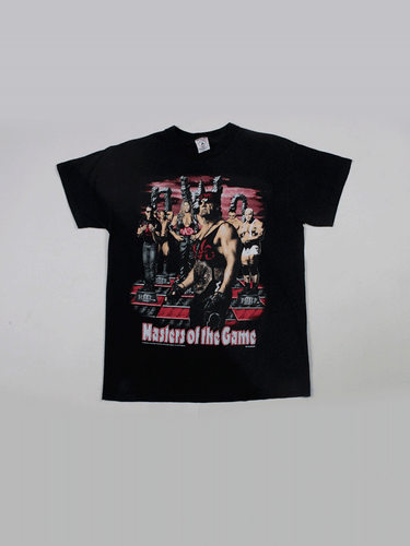 Playera Masters of the Game 90s