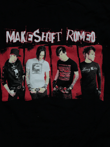Playera Makeshift Romeo