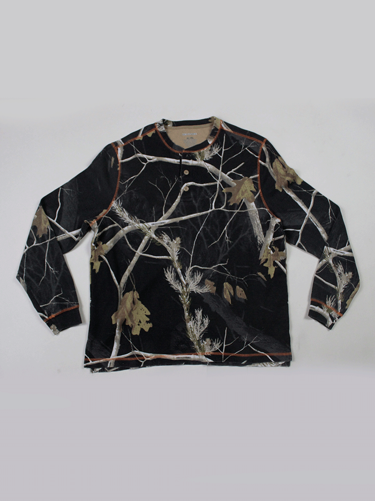 Sudadera Real Trees Camo