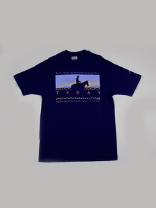 Playera Texas 90s