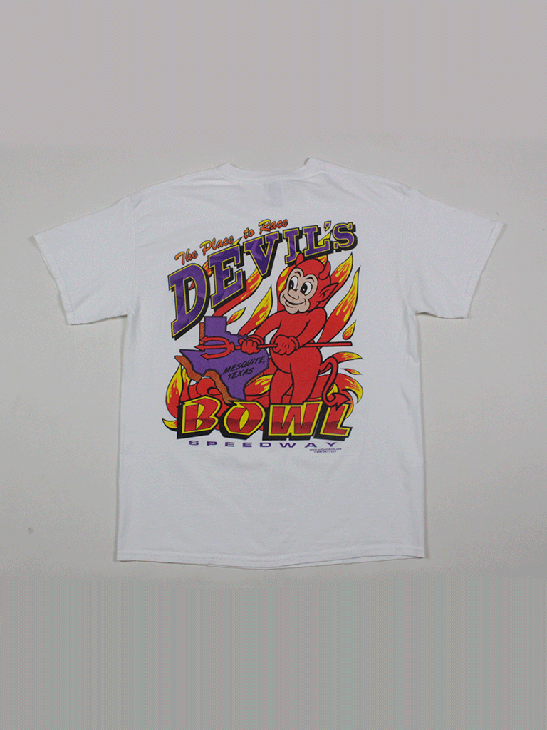 Playera Devil Bowl
