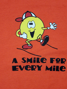 Playera A Smile for Every Mile